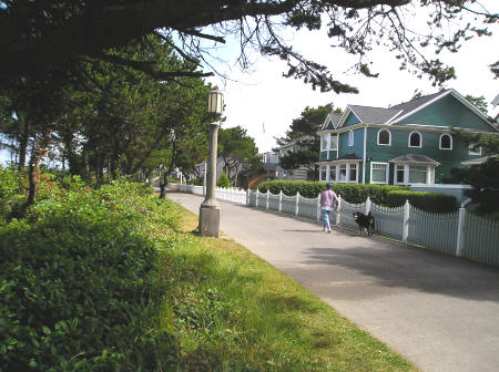 Residential Real Estate in Seaside Oregon